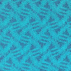 Abbotsford Textiles Ocean Peacock