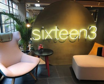 Sixteen3 Showroom Launch
