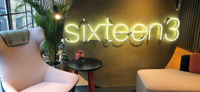 Sixteen3 Showroom Launch
