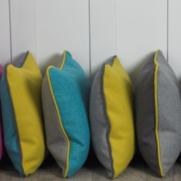 Abbotsford Melton Wool Cushions